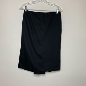 Blumarine Black Skirt - Size 4